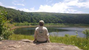 Para Pamela, esta experiencia sirvió para crear conciencia sobre el medio ambiente.