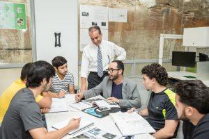 La Escuela de Arquitectura de la Pontificia Universidad Católica de Puerto Rico (PUCPR) fue distinguida por la prestigiosa agenciaNational Architectural Accrediting Board(NAAB).