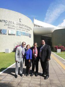 Este panel incluyó también la participación de dos profesionales de la Universidad de Costa Rica.
