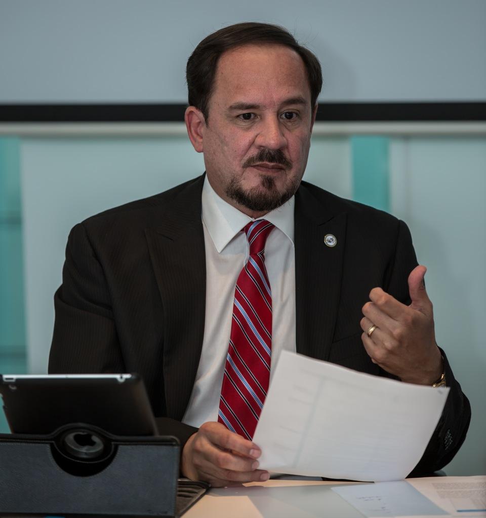 El director del Observatorio de Sociedad, Gobernanza y Políticas Públicas formará parte de la Alianza Pro Transparencia.